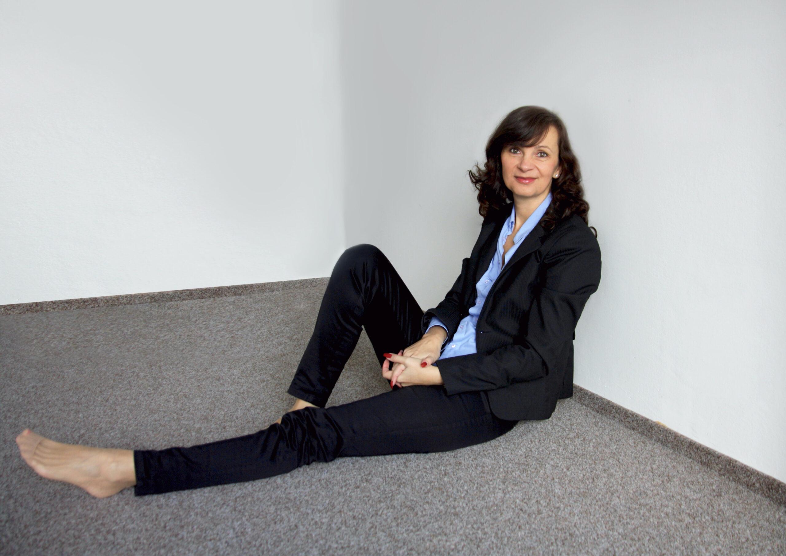 Adriana Těšínská profilová fotografie